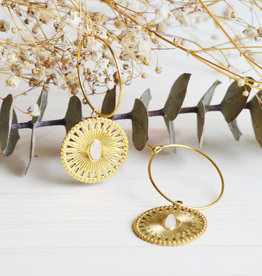 Radius earrings