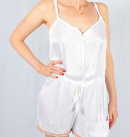 Beach playsuit