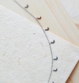 Lunitas necklace silver