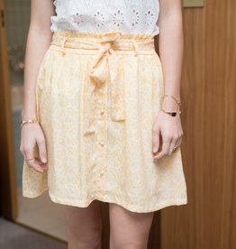Lola skirt yellow