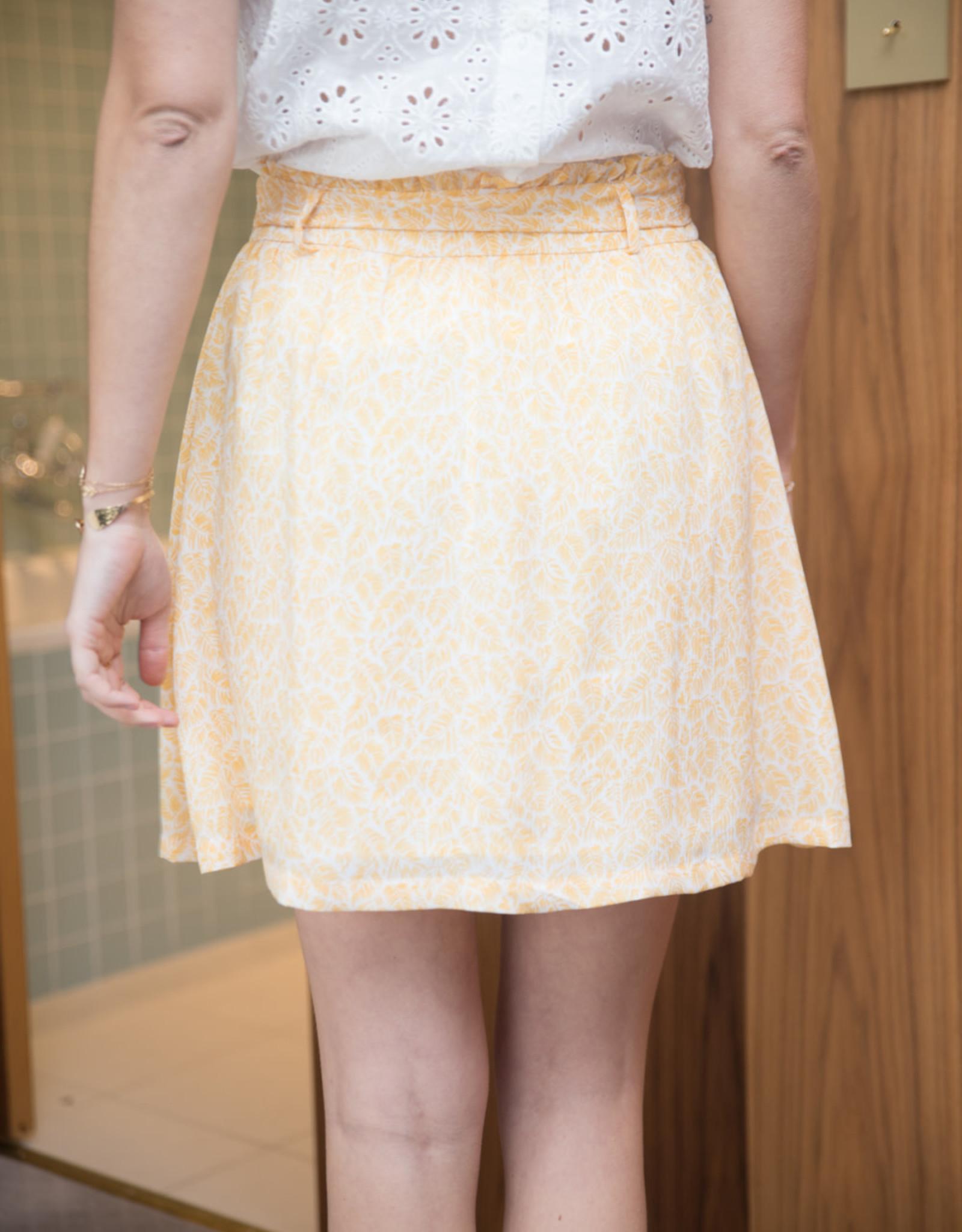 Lola skirt yellow