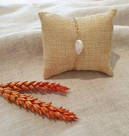 Cadena de perla bracelet