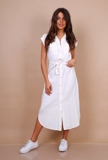 White cool dress