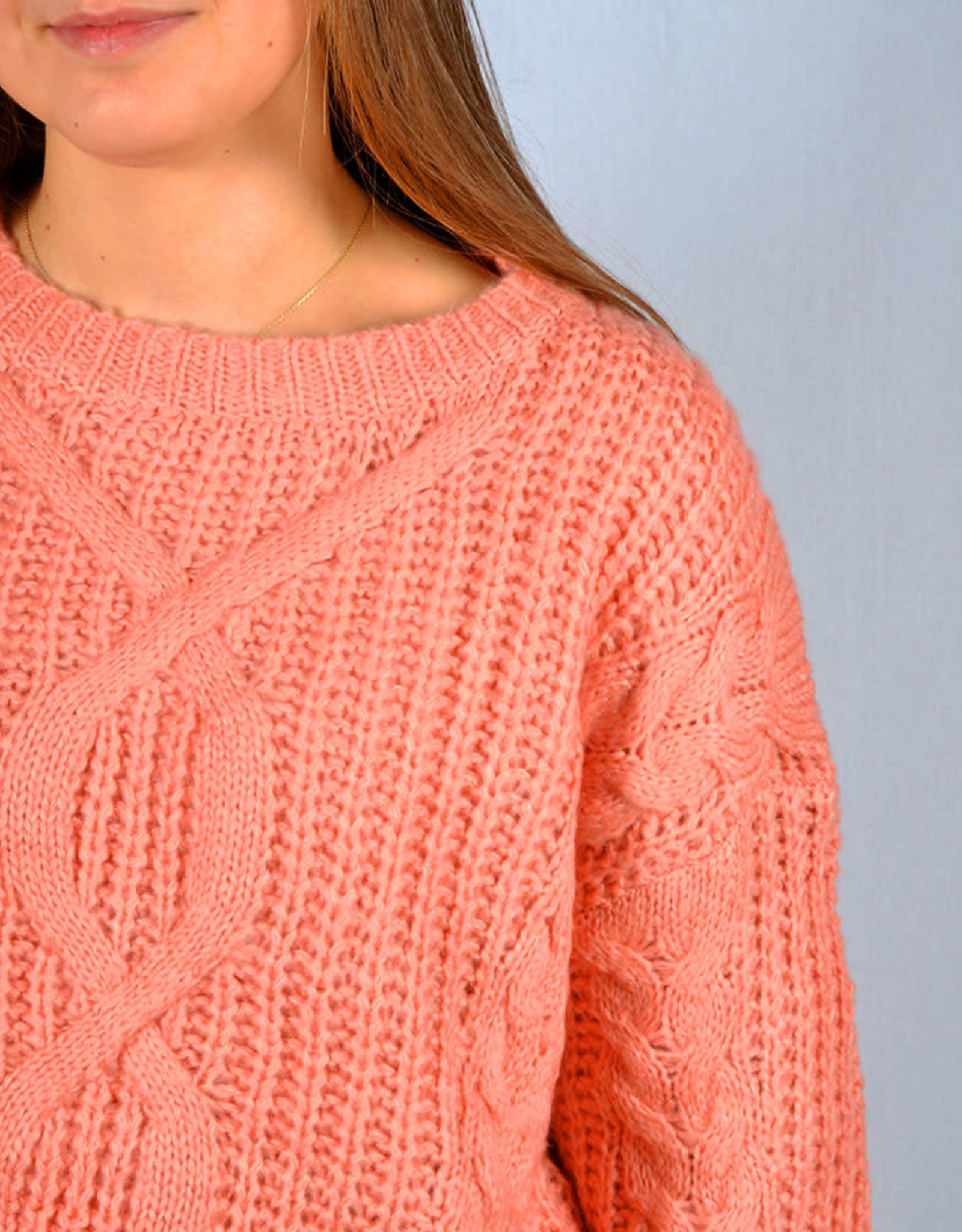 Coral knit