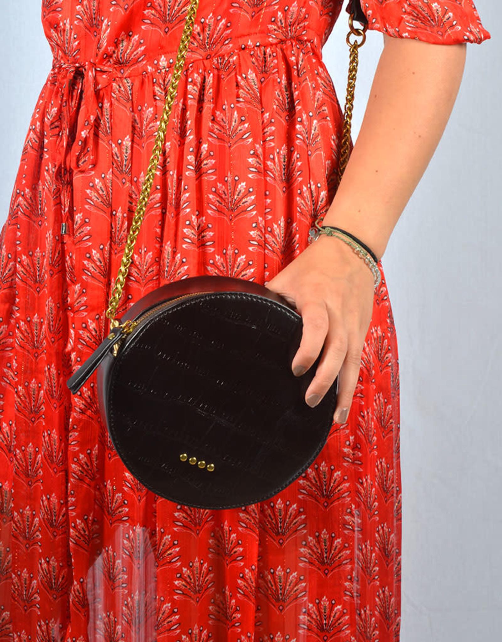 Katy bag dark brown