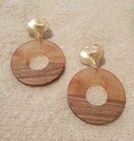 Resin wood hangers