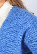 Bernadette blue one size