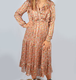 Valentina flower dress