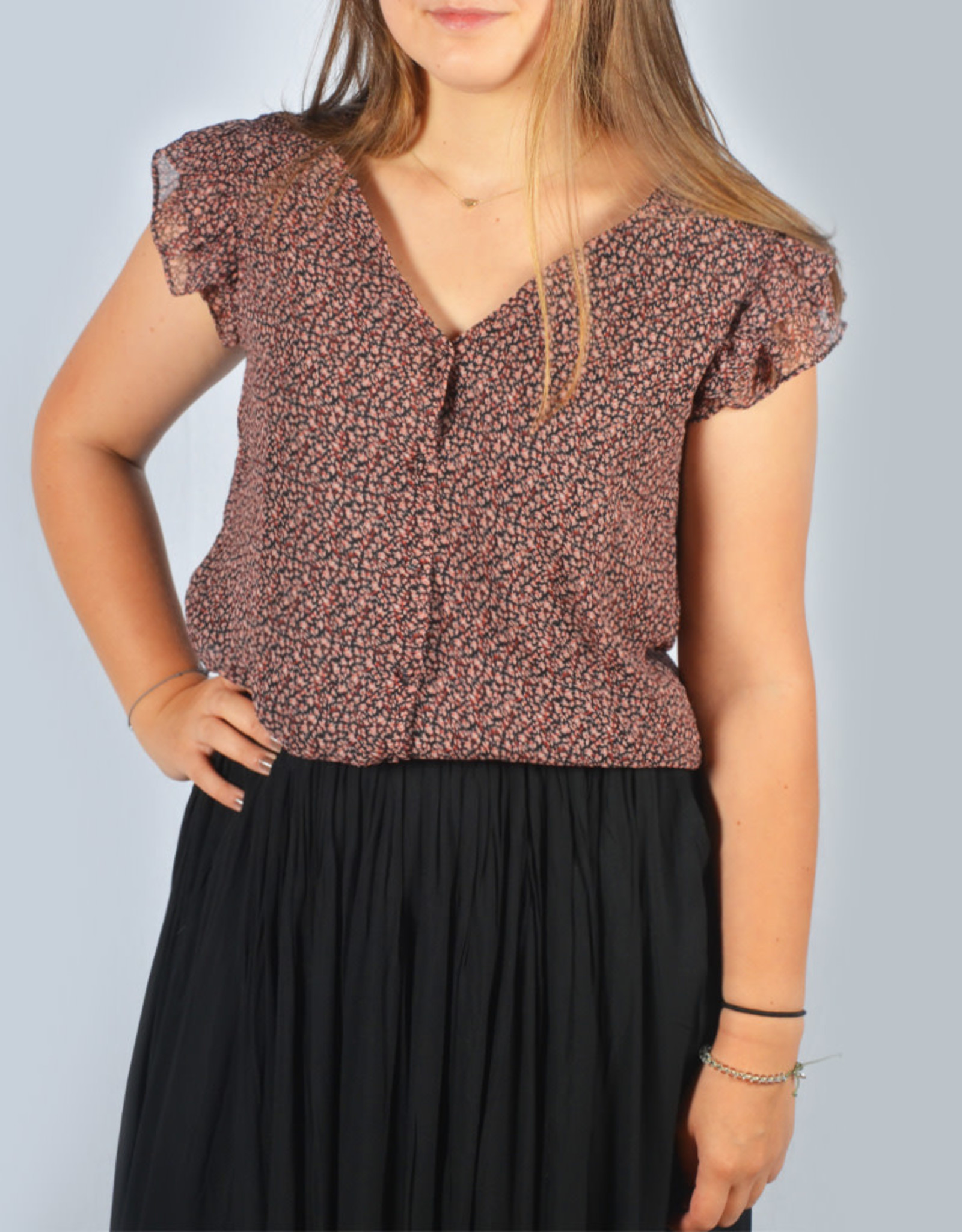 Fall flower top