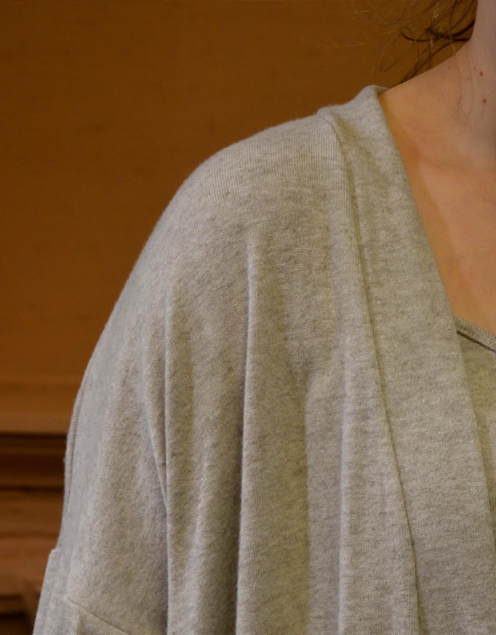 3-piece homewear SET  ecru one size