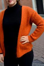 Bernadette  orange one size
