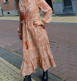 Terra boho dress