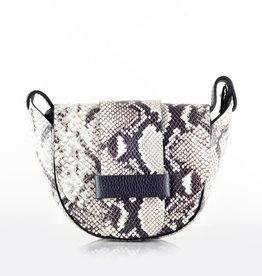 Compact redondo bag snake