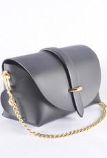 Mini bag gold black