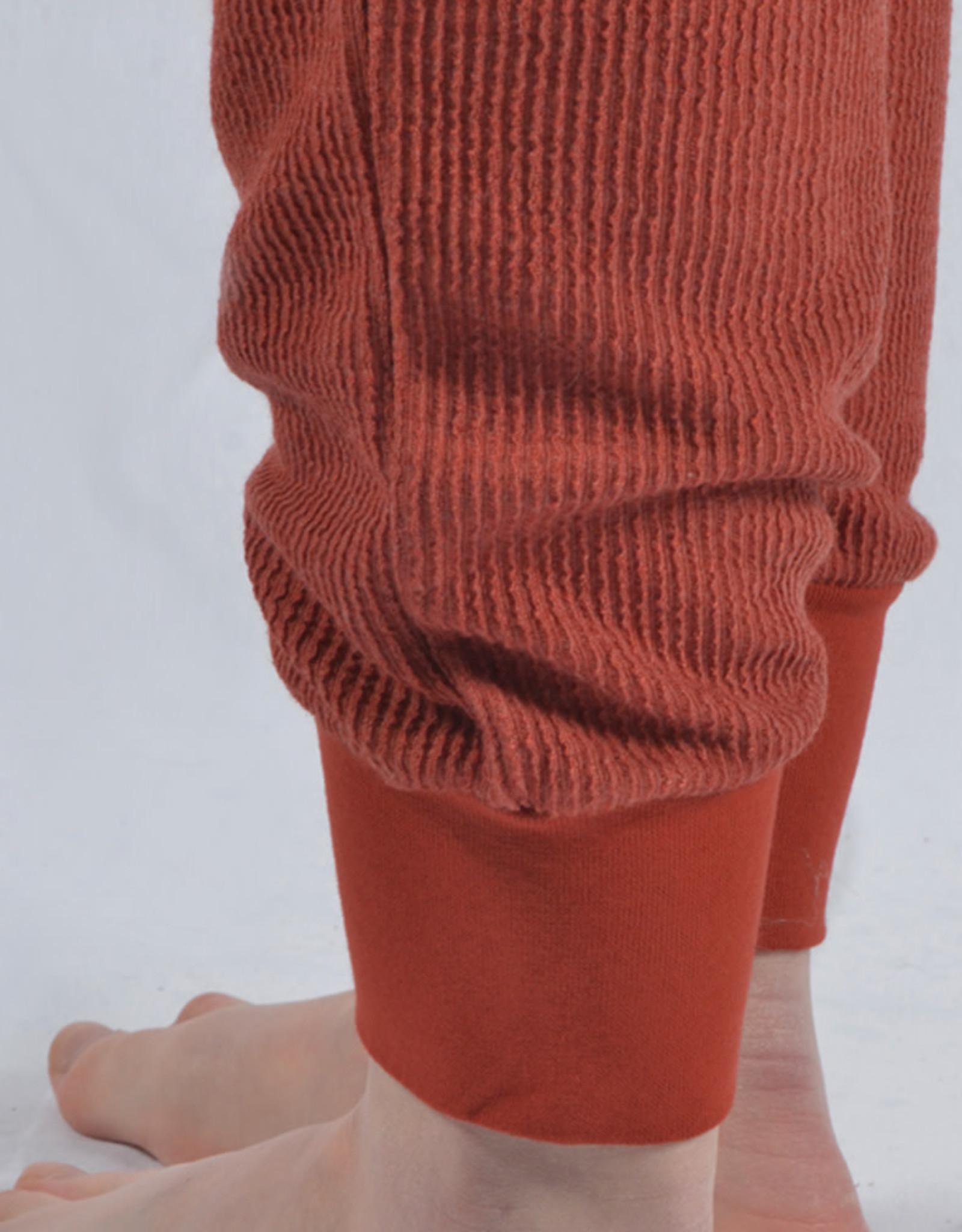Homewear coral top + pants