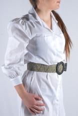 White blouse long