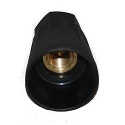 """Beschermkapje verbinding nozzle-lans 2 x 1/4""""bin"""
