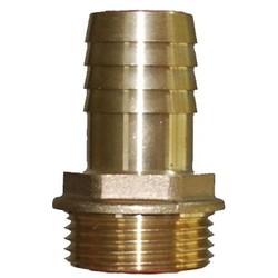 """Slangtule 12mm - 1/4"""" buitendraad"""