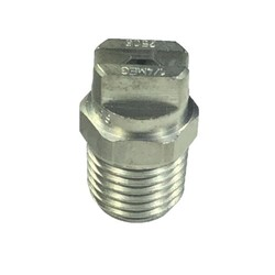 "Nozzle 1/4"" RVS 2507 (pomp 19 ltr 150 bar)"