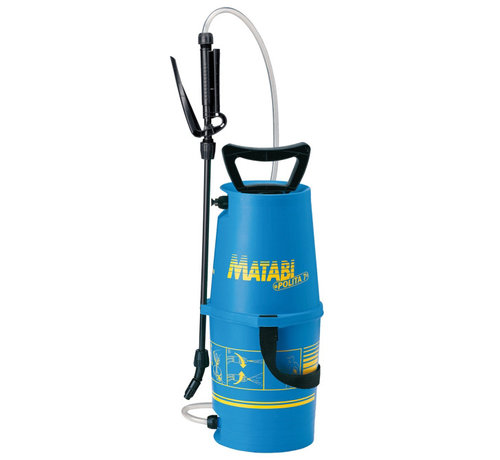 Drukspuit 7 liter Matabi Polita 7