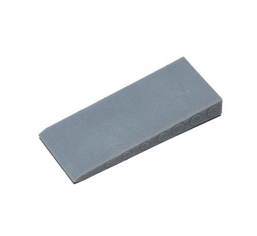 GB GB kunststof stelwig grijs 70x30x10mm grijs 100 stuks