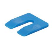GB uitvulplaatjes 4 mm blauw doos 144 stuks
