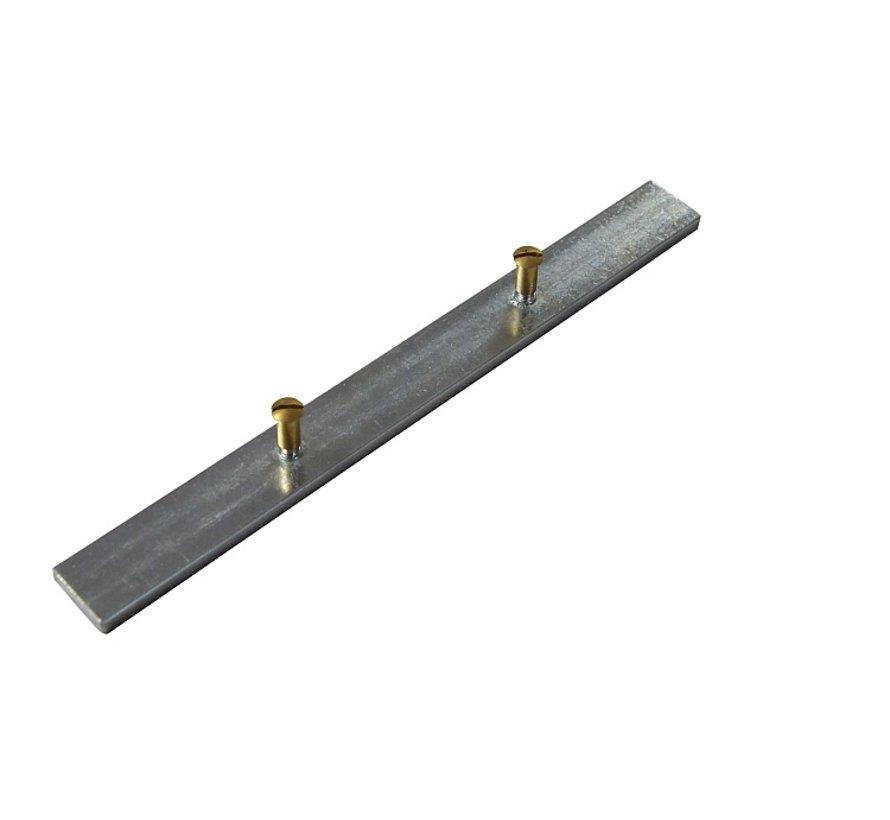 Geleider staal voor snijbeugel (art.code 2.001.47) - Super Prof - speciaal 470 mm