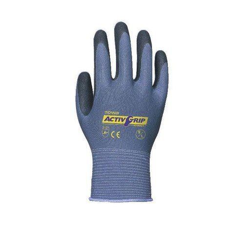 Towa Handschoen TOWA ActivGrip Advance nylon met microfinish nitrile coating maat 10 / XL