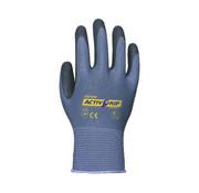 Towa Handschoen TOWA ActivGrip Advance nylon met microfinish nitrile coating maat 9 / L