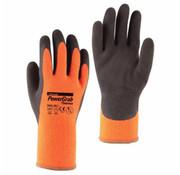 Towa Handschoen TOWA PowerGrab Thermo Acryl Wintervoering met microfinish Latex coating maat 10 / XL