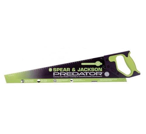 Spear & Jackson Handzaag SPEAR & JACKSON Predator 560 mm HP met Softgreep (hout fijn) 10PPI