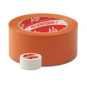 Kip Kip 317 PVC-Masking Tape 50mm rol 33m Oranje