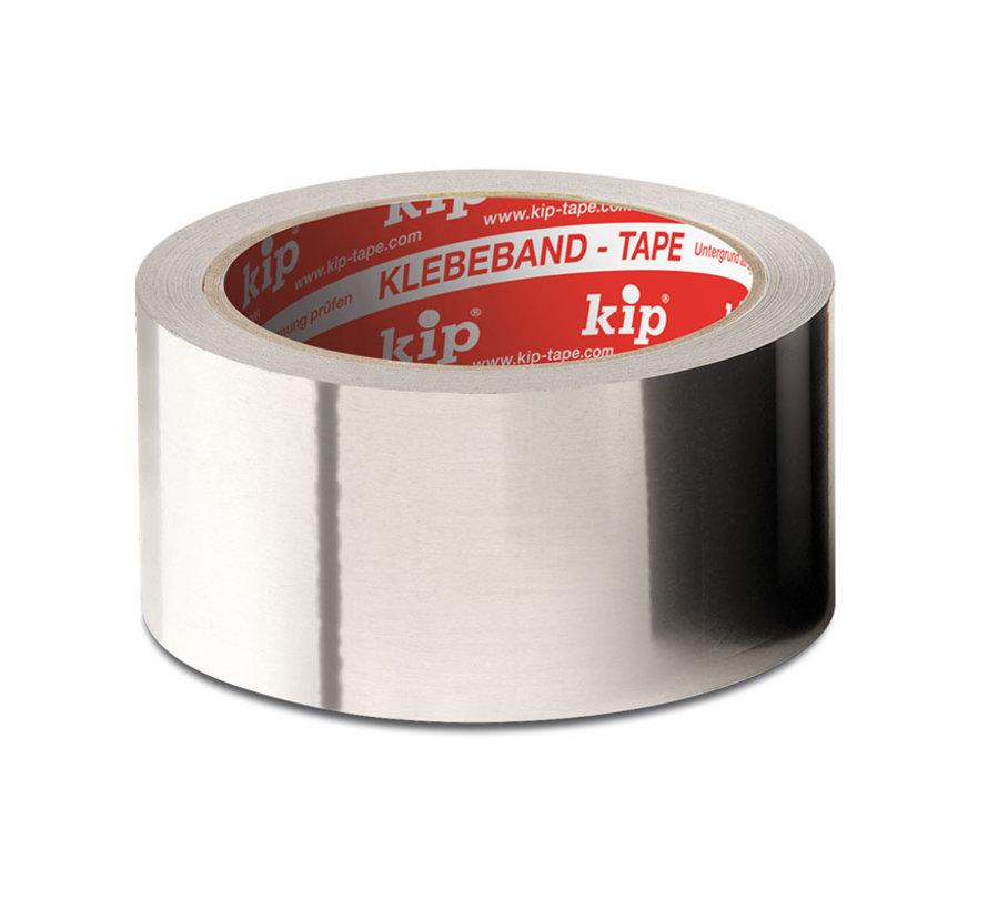 Kip 345 Aluminiumtape 50mm x 50m