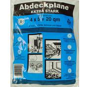 Kip Kip 352 Afdekfolie - LDPE 4x5m dikte 0,050mm