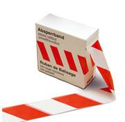 Kip Kip 391 Afzetband 80mm x 500m rood-wit