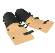 Kniebeschermers harmonica met beenbeschermer per paar