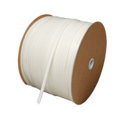 Zwaluw Zwaluw PE-beglazingsband 9x3mm haspel 400m wit