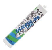 Zwaluw Zwaluw Silicone NO + Sanitairy 310ml zilvergrijs