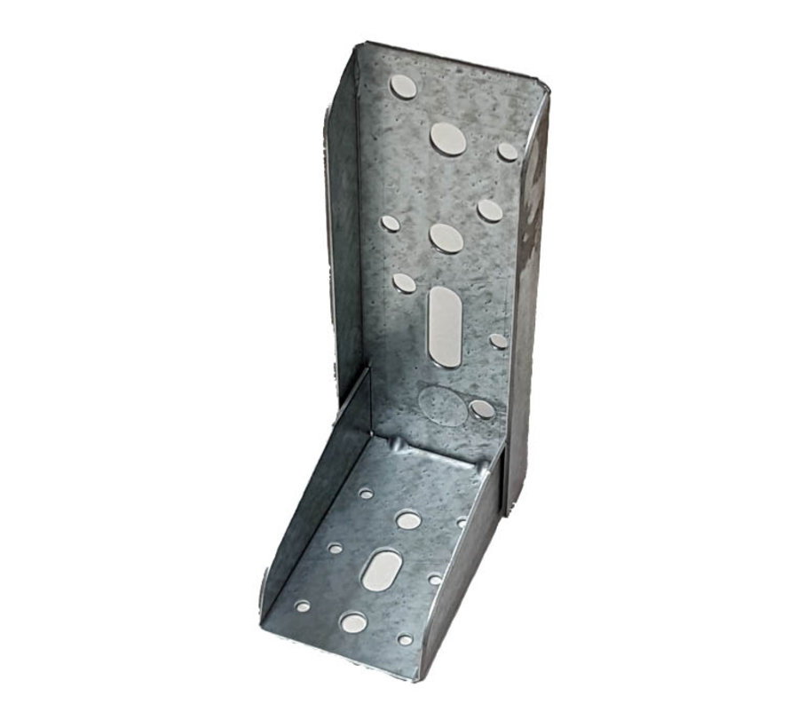 GB hoekanker heavy load 100x170 / 65x2 mm verzinkt