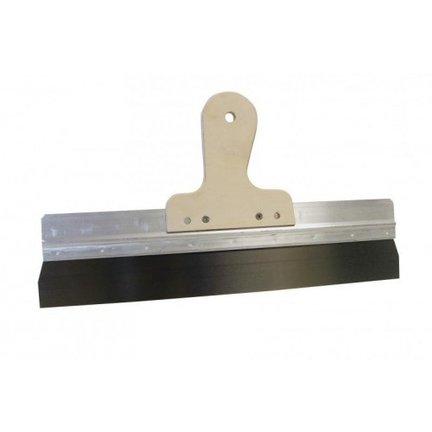 Spackmessen super prof aluminium met houten greep RVS