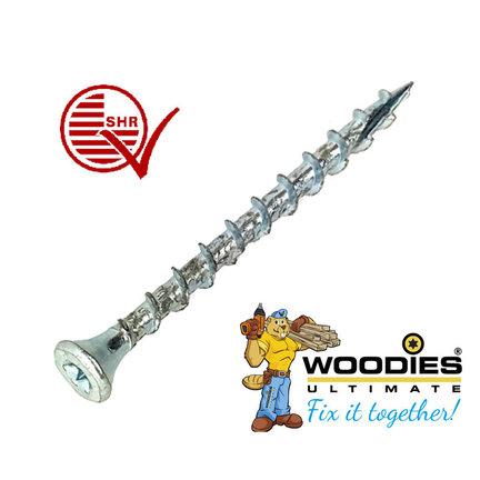 Woodies ultimate scharnierschroeven torx