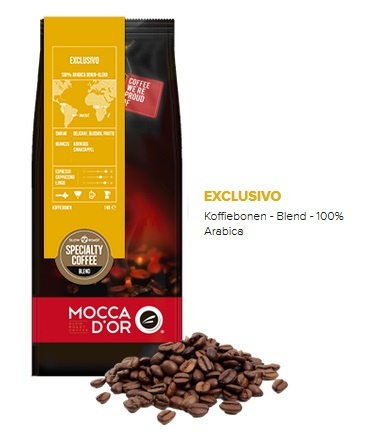 Mocca d'Or Exclusivo koffie