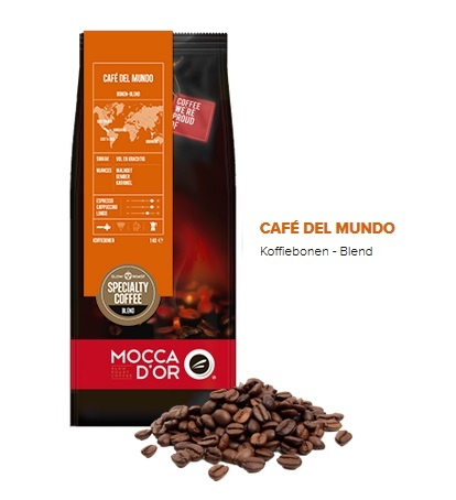 Mocca d'Or Del Mundo koffie