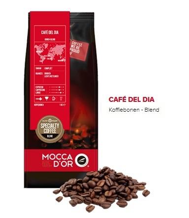 Mocca d'Or Del Dia koffie