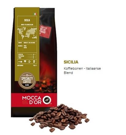 Mocca d'Or Sicilia koffie