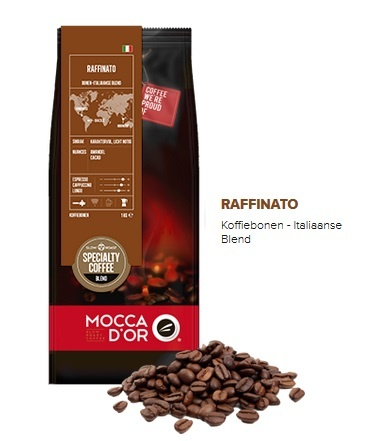 Mocca d'Or Raffenato koffie