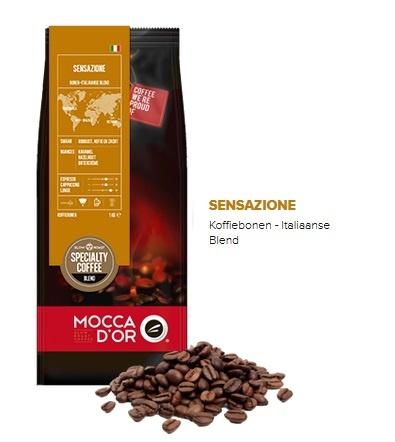 Mocca d'Or Sensazione koffie