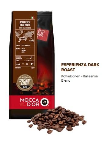 Mocca d'Or Esperienza koffie
