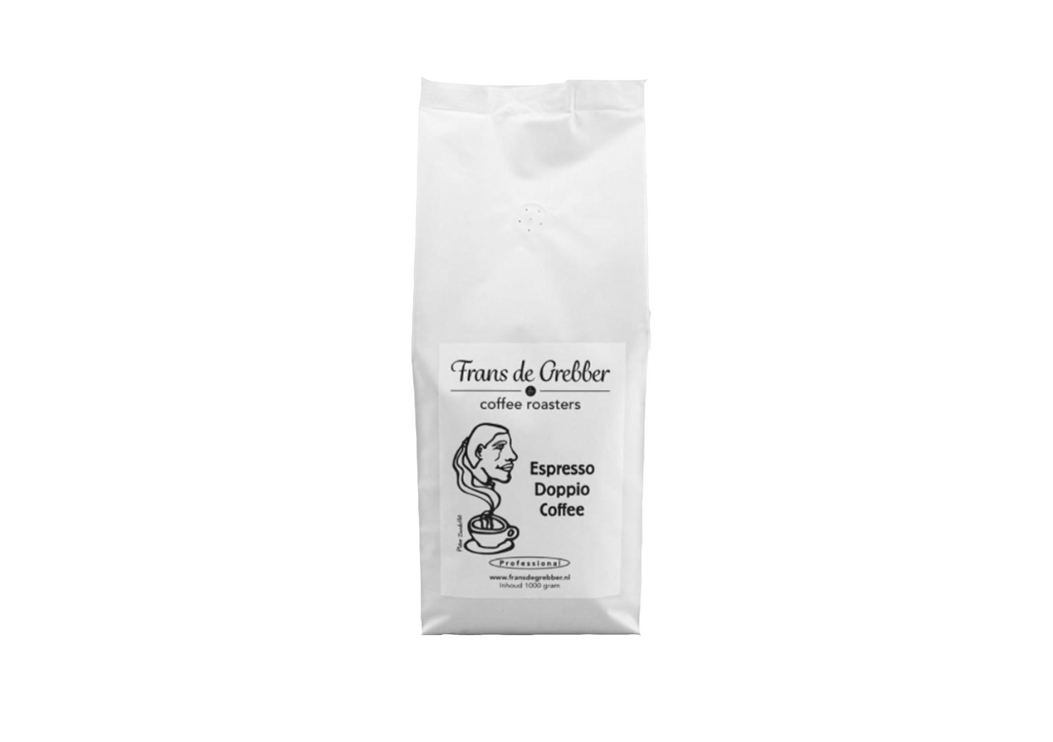 Professional Espresso Doppio Coffee