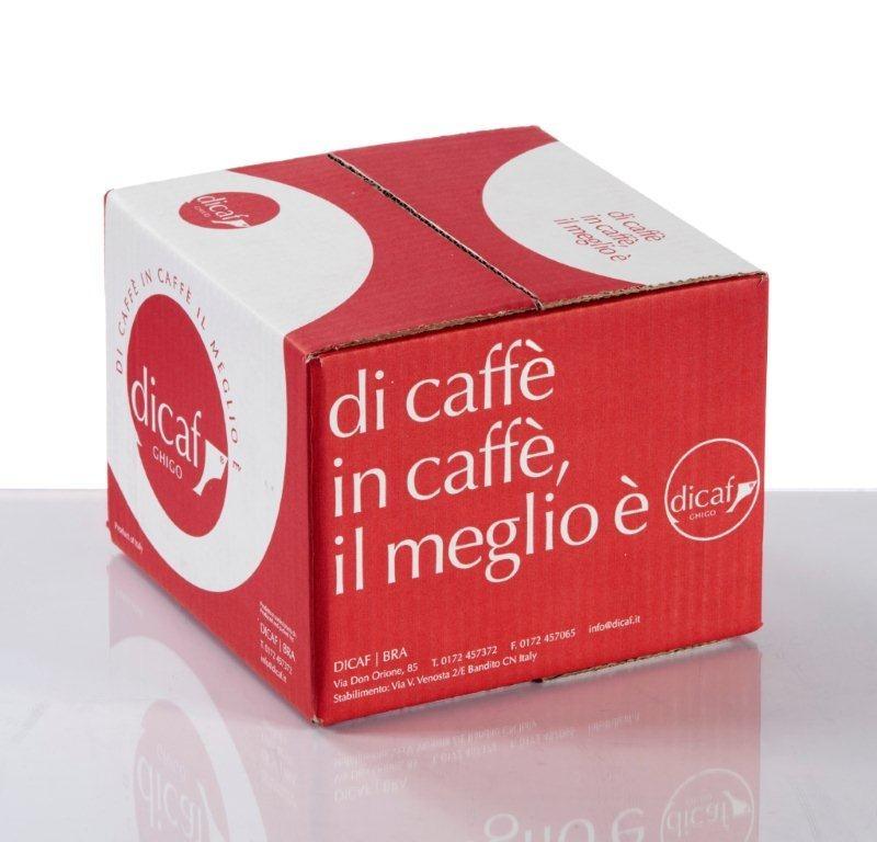 Dicaf Santos Brasil Espresso ESE Serving Pods